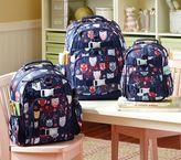 Pottery Barn Kids Mackenzie Navy Owl Backpacks