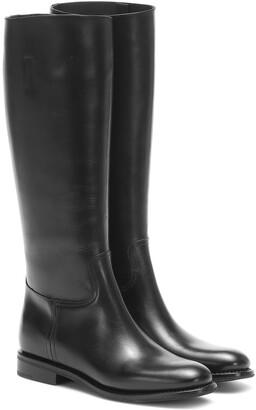 Church's Ofelia leather knee-high boots