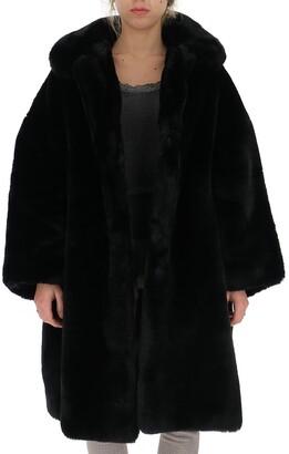 Comme des Garcons Faux Fur Coat