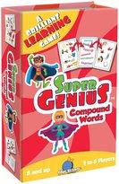 Blue Orange Games Super Genius Compound Words Card Game