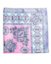 Jeff Banks Paisley Print Pocket Square