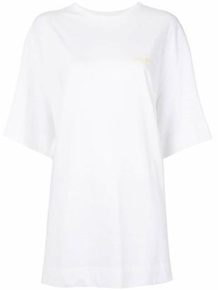 Juun.J Module oversized T-shirt