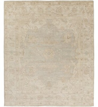 Surya Westchester Light Gray/Taupe Area Rug Rug Size: Rectangle 8' x 10'
