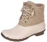 Sperry Women's Saltwater Quilted Wool Rain Boot