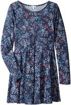 Splendid Littles Floral Print Dress (Big Kids)