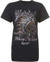 Firetrap Blackseal Skull Band T Shirt