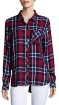 Rails Hunter Patterned Button-Down Shirt