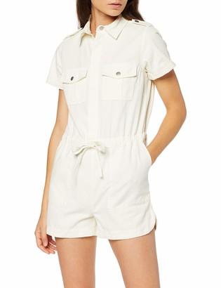New Look Petite Women's P Zesty Short Sleeve Playsuit
