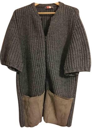 MSGM Grey Knitwear for Women