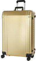 Zero Halliburton Aluminium four-wheel suitcase 73cm