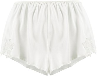 Gilda & Pearl Lace Applique Shorts