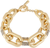 Kenneth Cole NEW YORK Gold-Tone Chain Bracelet