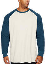The Foundry Supply Co. The Foundry Big & Tall Supply Co. Big and Tall Mens Crew Neck Long Sleeve Thermal Top