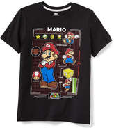Old Navy Super Mario Character Tee for Boys