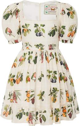 Agua Bendita Agua By Pomelo Frutas Mini Dress