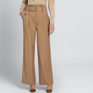 Seed Heritage High Waist Belted Pant