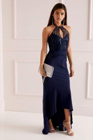 c186e835 Lipsy Maxi Dress - ShopStyle UK