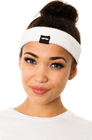 The CBT Mustache Headband