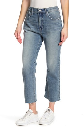 J.Crew Point Sur Kickout Crop Jeans