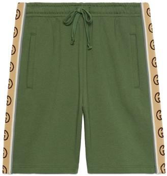 Gucci Cotton jersey shorts