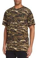 Puma x Xo Camouflage Crewneck Short Sleeve Tee