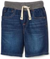 Gap Pull-on denim shorts