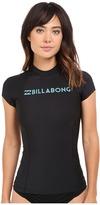 Billabong Surf Dayz Short Sleeve Rashguard