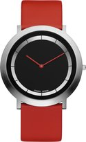 Danish Design DZ120165 - Women's Watch, Leather, color: rosso