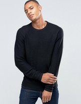 Jack and Jones Core Ribbed Basic Knit Sweater