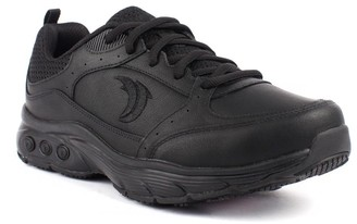 THERAFIT Women's Leather Slip-Resistant Renee Sneakers