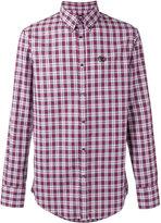 DSQUARED2 checked shirt - men - Cotton - 46