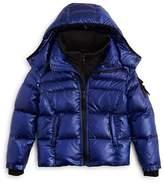 SAM. Boys' Racer Jacket - Sizes 8-14