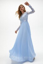 Thumbnail for your product : Coast Embroidered Long Sleeve Maxi Dress