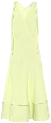 Proenza Schouler White Label Technical-jersey dress