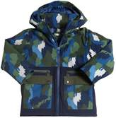 Stella McCartney Camouflage Print Nylon Ski Jacket