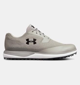 Under Armour Men's UA Tour Tips Knit SL Golf Shoes