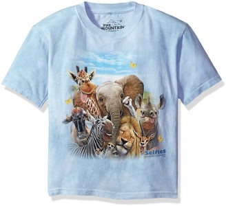The Mountain African Selfie Child T-Shirt