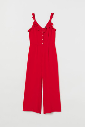 H&M Jumpsuit with frills