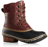 Sorel Slimpack II Waterproof Leather Boots