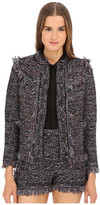 M Missoni Lurex Fringe Jacket