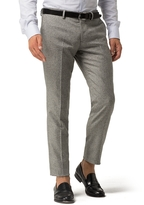 Tommy Hilfiger Th Flex Tailored Collection Brushed Wool Trouser