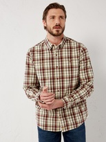 White Stuff Arcus flannel check shirt