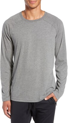 Alo Triumph Raglan Long Sleeve T-Shirt