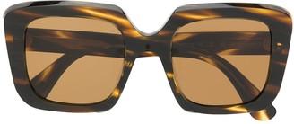 Oliver Peoples Franca square frame sunglasses