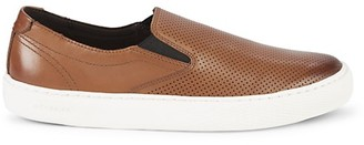 Cole Haan Grand Pro Deck Leather Slip-On Runners