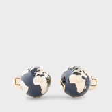 Paul Smith Men's Globe Cufflinks