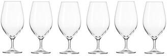 Krosno Harmony Beer Glass 400ML 6pc Gift