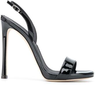 Giuseppe Zanotti Stiletto Heel Buckled Sandals