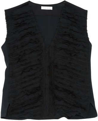 CNC Costume National Black Polyester Tops