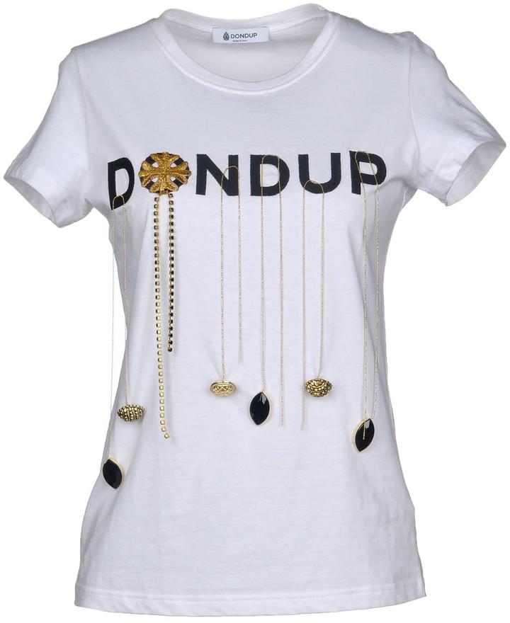 Dondup T-shirts - Item 12169028OV
